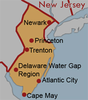 New Jersey Travel Destinations
