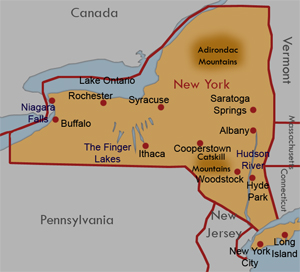 New York State Travel Destinations