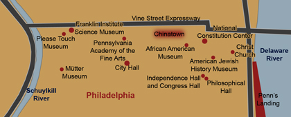 Philadelphia travel destinations