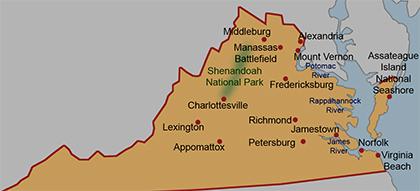 Best time to visit Virginia Yorktown Virginia State Map on west virginia state map, fredericksburg virginia state map, quantico virginia state map, manassas virginia state map, maryland virginia state map, northern virginia virginia state map, richmond virginia state map, james river virginia state map,